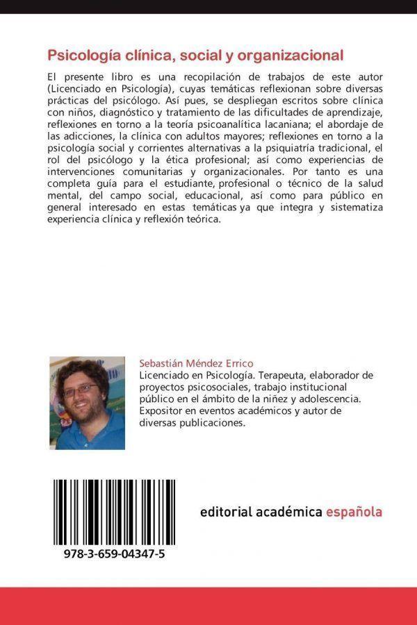 libro psicologia clinica social y organizacional 2