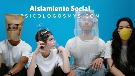 cuarentena aislamiento social