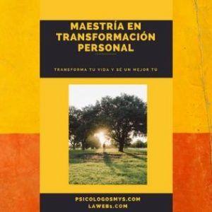 Maestría en Transformación Personal