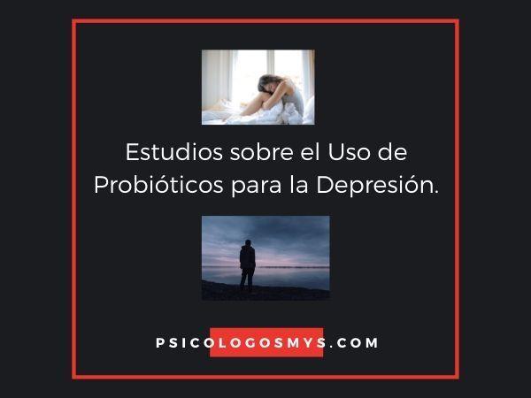 Uso de Probióticos para la Depresión