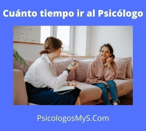 Cuánto Tiempo ir al Psicólogo (1)