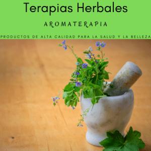 aromaterapia terapias herbales