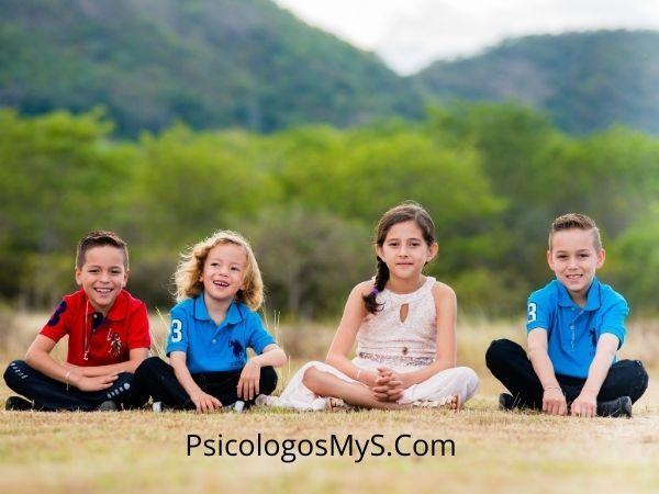 los niños y el significado del castigo
